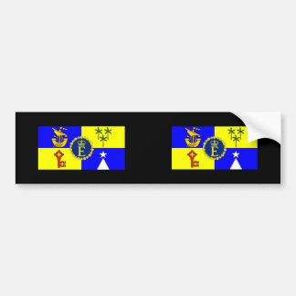 Royal Standard Mauritius, Mauritius Bumper Sticker