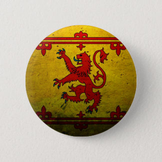 ROYAL STANDARD OF SCOTLAND 6 CM ROUND BADGE