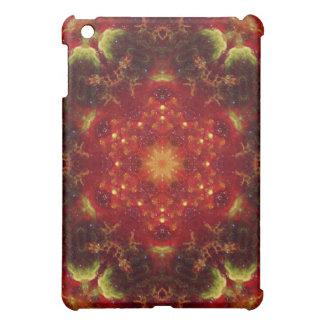 Royal Star Crest Mandala Cover For The iPad Mini