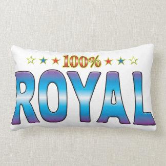 Royal Star Tag v2 Lumbar Cushion