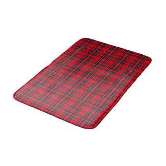 Royal Stewart Bath Mats