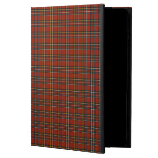 Royal Stewart Classic Red Scottish Tartan Powis iPad Air 2 Case