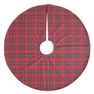 Royal Stewart Fleece Tree Skirt