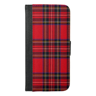 Royal Stewart iPhone 6/6s Plus Wallet Case