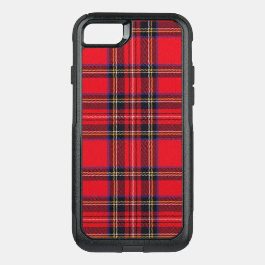 Royal Stewart OtterBox Commuter iPhone 8/7 Case