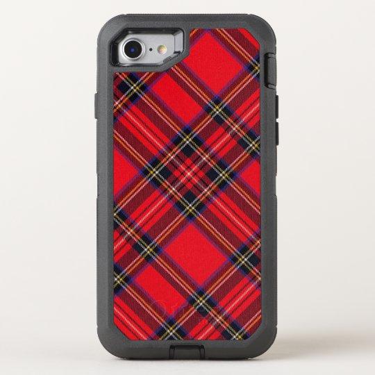 Royal Stewart OtterBox Defender iPhone 8/7 Case
