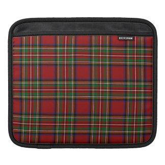 Royal Stewart Rickshaw iPad Sleeve