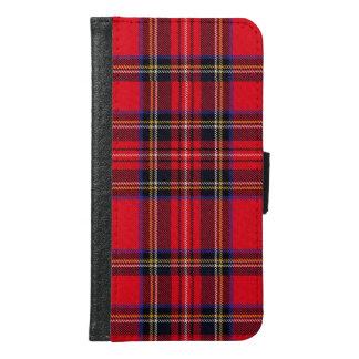 Royal Stewart Samsung Galaxy S6 Wallet Case