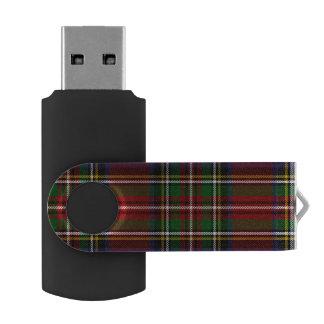 Royal Stewart Silver USB Drive