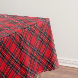 Royal Stewart Tablecloth