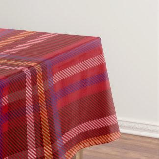 Royal Stewart Tartan Christmas Pattern Tablecloth