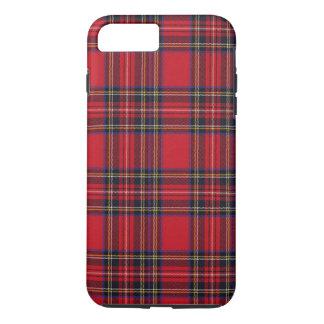 Royal Stewart Tartan iPhone 8 Plus/7 Plus Case