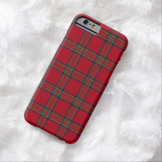 Royal Stewart Tartan Plaid iPhone 6 case