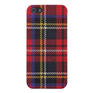 Royal Stewart Tartan Plaid iPhone Case