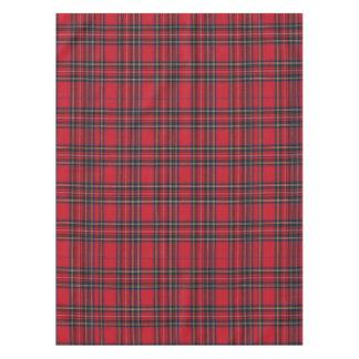 Royal Stewart Tartan Tablecloth