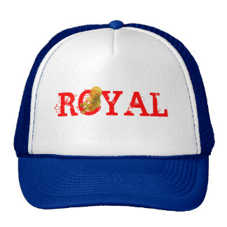 ROYAL STRAWS CAP