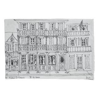 Royal Street, French Quarter | New Orleans Pillowcase