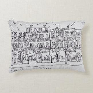 Royal Street   New Orleans, Louisiana Decorative Cushion