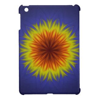 Royal Sun Flower iPad Mini Cases
