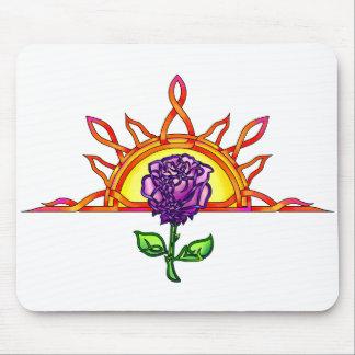 Royal Tudor s Sunrise Mouse Pad