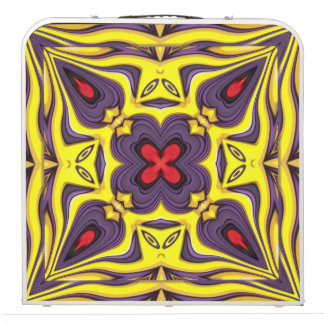 "Royal   Vintage Kaleidoscope 48""   Pong Table"