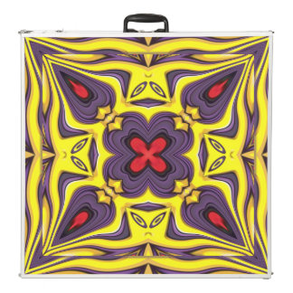 "Royal  Vintage Kaleidoscope 96"" Pong Table"