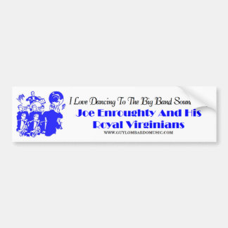 Royal Virginians Bumper Sticker