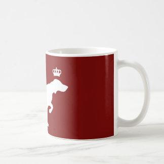 Royal Vizsla mug