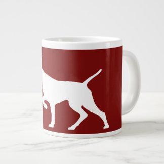 Royal Vizsla mug - large