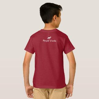 Royal Vizsla t-shirt child