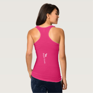 Royal Vizsla tank womens