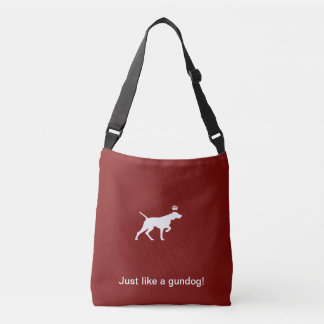 Royal Vizsla tote - Just like a gundog