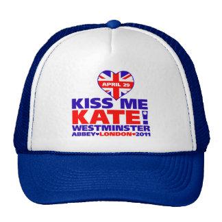 Royal Wedding 2011 Prince William Trucker Hats