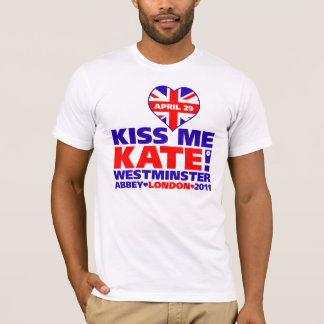 Royal Wedding 2011 Prince William T-Shirt