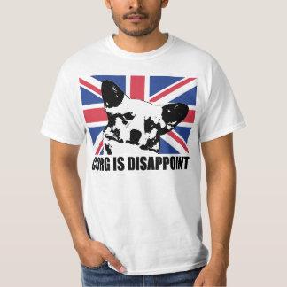 Royal Wedding: Corg is Disappoint Tshirts