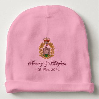 Royal Wedding Custom Cotton Baby Beanie