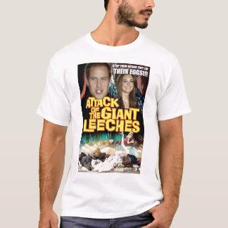 Royal Wedding/Giant Leeches T-Shirt