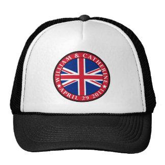 Royal Wedding Mesh Hat