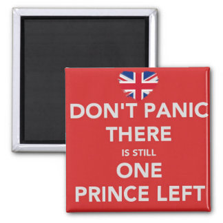 Royal wedding - Kate & William - 29th april 2011 Square Magnet