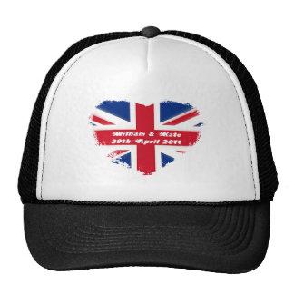 Royal Wedding - Kate & William Mesh Hat