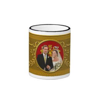 Royal Wedding Ringer Mug