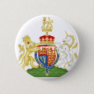Royal Wedding - William & Kate 6 Cm Round Badge