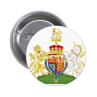 Royal Wedding - William & Kate Pinback Buttons