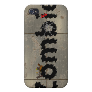Royal Zombie Case For iPhone 4