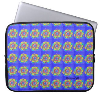 royalflower laptop sleeve