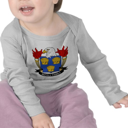 Royall Family Crest Tshirts