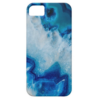 Royally Blue Agate iPhone 5 Cover
