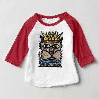 """Royalty"" Baby 3/4 Raglan T-Shirt"