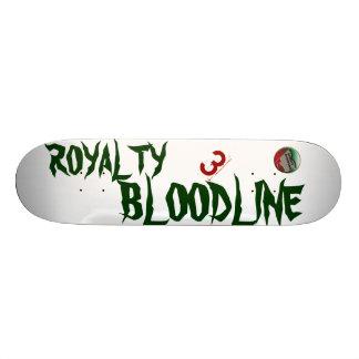 ROYALTY BLOODLINE SKATEBOARD DECKS