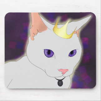 Royalty Cat Mouse Pad